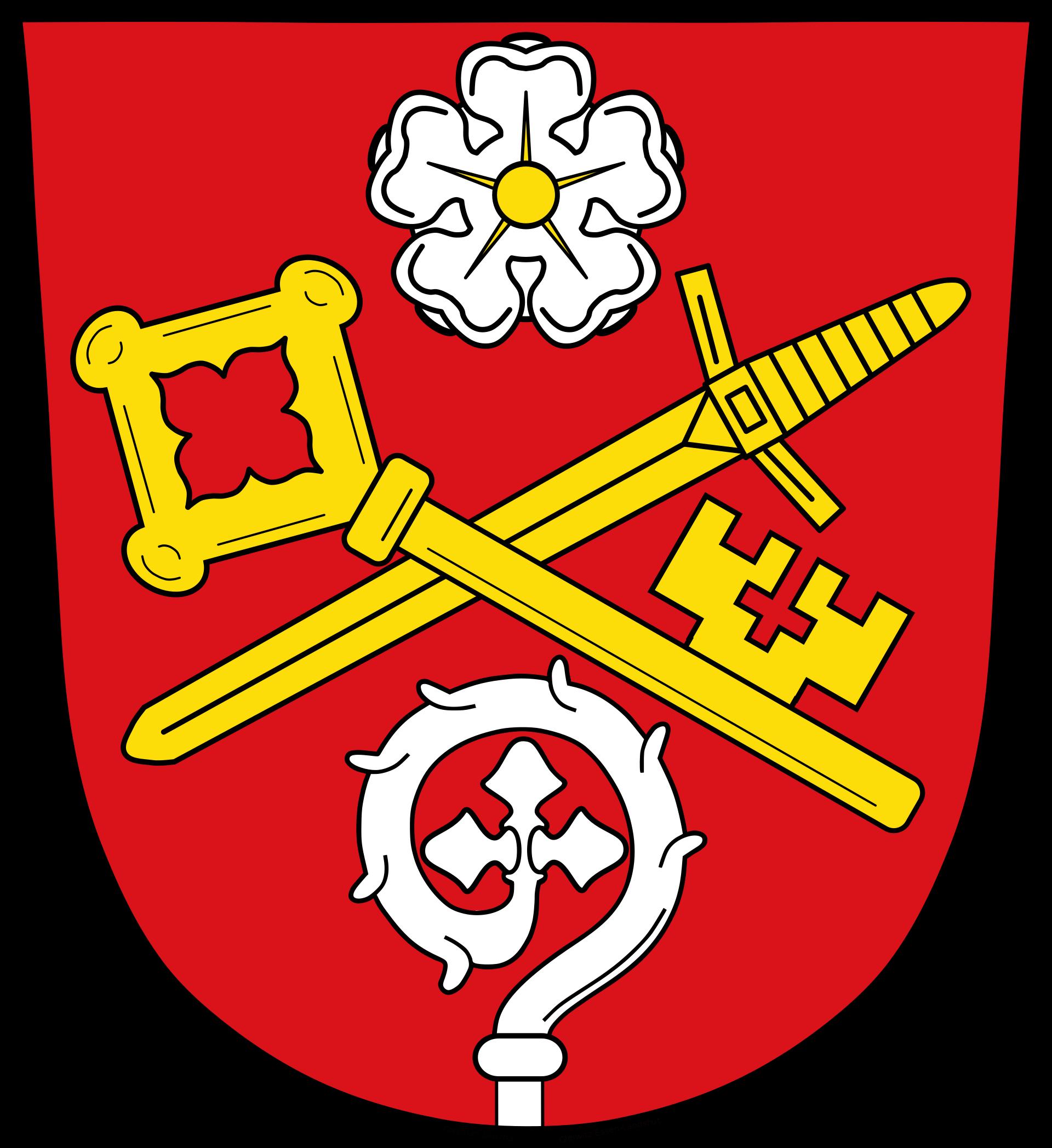 Gemeindewappen Langensendelbach/Bräuningshof